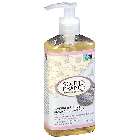 Sof Hand Wash Lavender Fields - 8 Oz