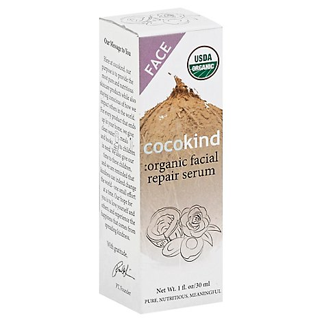 Cocokind Facial Repair Serum Organic - 30 Ml