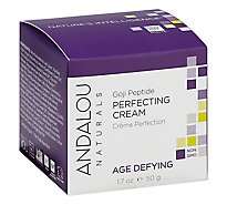 Andalou Naturals Perfecting Cream Age Defying Super Goji Peptide - 1.7 Fl. Oz.