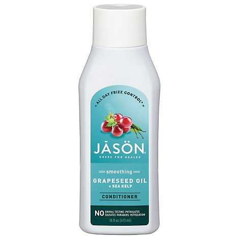 Jason Conditioner Smoothing Sea Kelp - 16 Oz