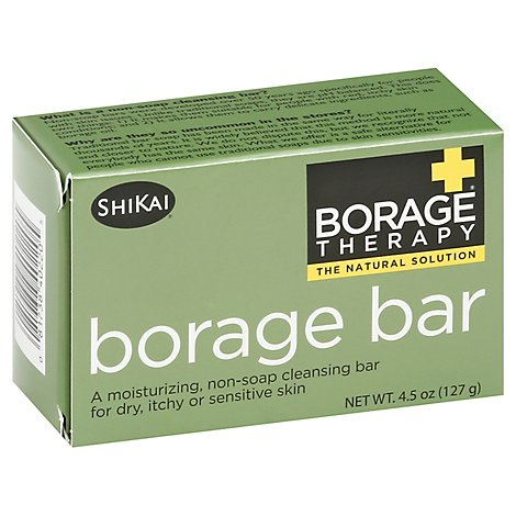 ShiKai Borage Therapy Borage Bar - 4.5 Oz