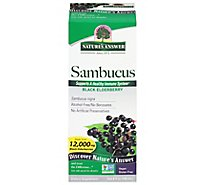 Natures Answer Sambucus Super Concentrated 5000 mg Liquid - 8 Oz