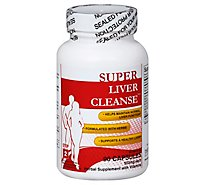 Health Plus Liver Cleanse Capsules - 90 Count
