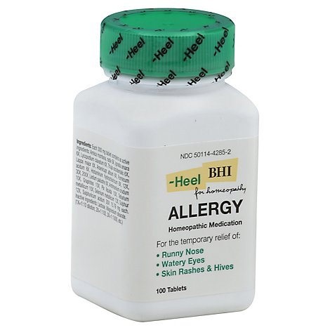 Bhi   Allergy - 100.0 Count