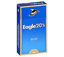 Eagle Cigarettes 20s Blue Box 100s - Pack