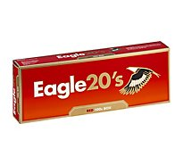 Eagle 20s Cigarette Red 100s Box - 20 Count