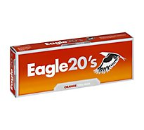 Eagle 20s Orange Box 100 - Carton