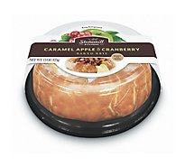 Smk Baked Brie Caramel Apple Cranberry - 15 Oz