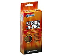 Diamond Strike-A-Fire Fire Starters - 8 Package