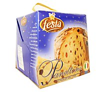 Bakery Panettone Classic In Box - Each