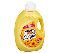 Suavitel Fabric Conditioner Morning Sun Jug - 135 Fl. Oz.