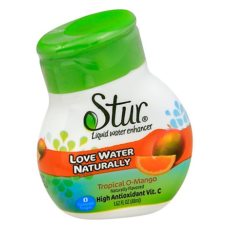 Stur Liquid Water Enhancer Only Orange Mango - 1.42 Fl. Oz.
