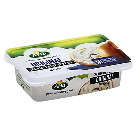 Arla Cream Cheese Spread Original - 7 Oz