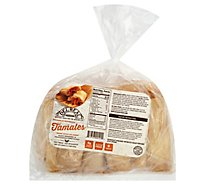 Del Real Chicken Tamale - 30 Oz