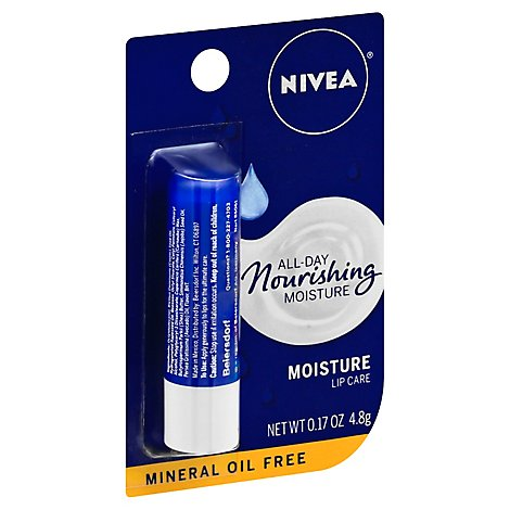 NIVEA Lip Care Essential A Kiss Of Moisture - 0.17 Oz