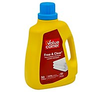 Pantry Essentials Laundry Detergent Free & Clear - 75 Fl. Oz.
