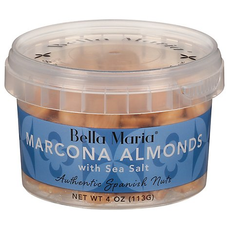 Bella Maria Marcona Almonds - 3.5 Oz