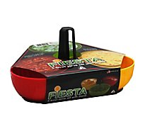 Arrow 3-Bowl Server Set Fiesta With Stand - Each