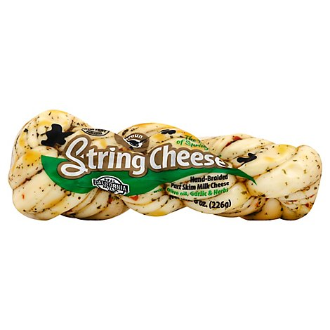 Karoun String Cheese Marinated - 8 Oz