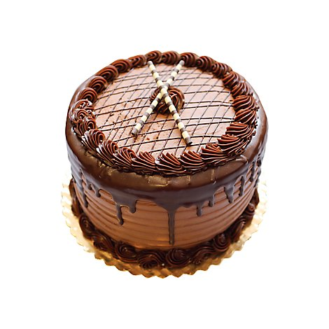 Bakery Cake Triple Chocolate Decadence - Each