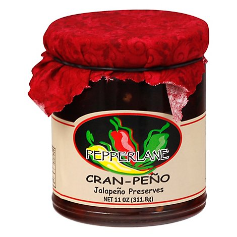 Pepperlane Preserves Cran Peno - 12-11 Oz