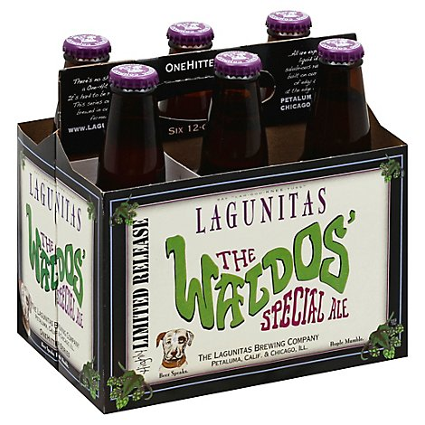Lagunitas Born Yesterday In Bottles - 12 Fl. Oz.