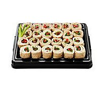 Boars Head Deli Catering Tray Pinwheel Meat -12-16 Servings
