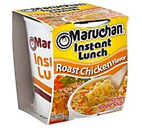 Maruchan Instant Lunch Ramen Noodle Soup Roast Chicken Flavor - 2.25 Oz