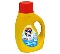 Tide Liquid Detergent Simply Clean & Fresh Refreshing Breeze Jug - 40 Fl. Oz.