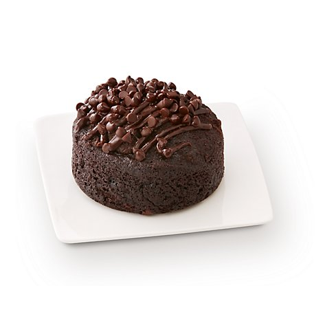 Bakery Cake Lava Made With Ghirardelli - Each (580 Cal)