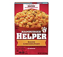 Betty Crocker Hamburger Helper Bacon Cheeseburger Box - 5.1 Oz