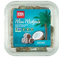 Caramel Naturel Date Coconut Rolls - 12 Oz