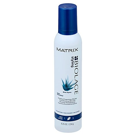 Matrix Biolage Hydro Foam - 8.25 Oz
