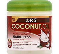 Organic Root Coconut Oil - 5.5 Oz