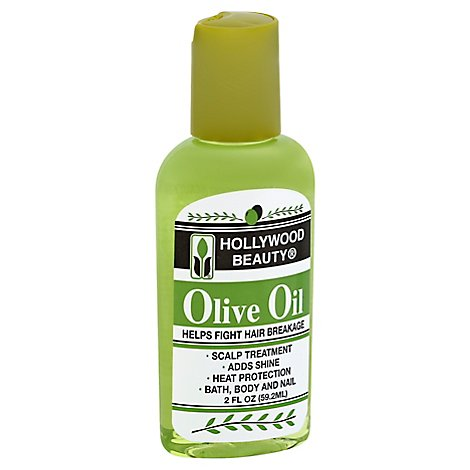 Hollywood Beauty Olive Oil - 2 Oz