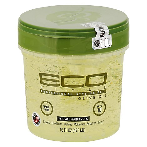 Eco Styler Styling Gel Olive Oil Max Hold 10 - 16 Fl. Oz.