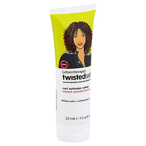 Twisted Sista Curl Activator Creme - 7.5 Fl. Oz.