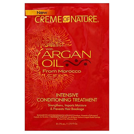 Creme of Nature Intensive Conditioning Treatment Argan Oil - 1.75 Fl. Oz.