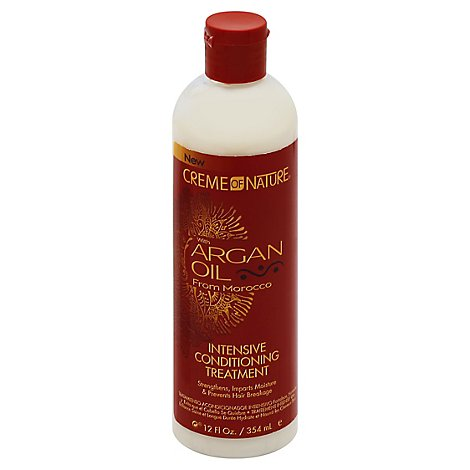 Creme of Nature Conditioning Treatment Intensive with Argan Oil from Morocco - 12 Fl. Oz.
