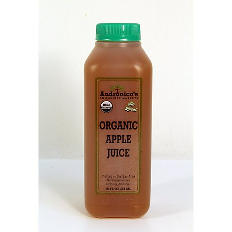 Voila Apple Juice Organic - 16 Fl. Oz.
