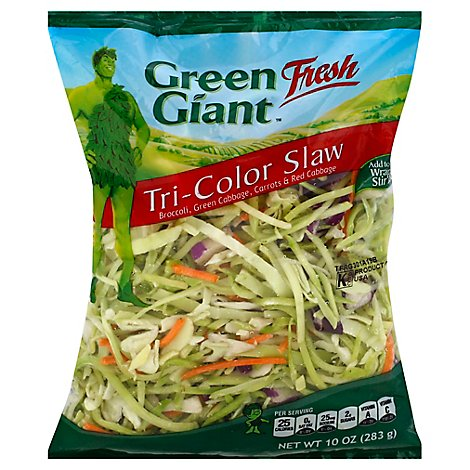 Green Giant Slaw Tri Color Slaw - 10 Oz