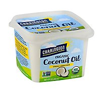 Carrington Farms Coconut Oil Organic Extra Virgin - 12 Fl. Oz.