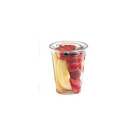 Fresh Cut Strawberry Mango Cup - 16 Oz