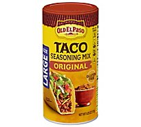OLD EL PASO Seasoning Mix Taco Original - 6.25 Oz
