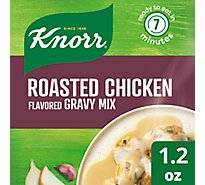 Knorr Gravy Mix Roasted Chicken - 1.2 Oz