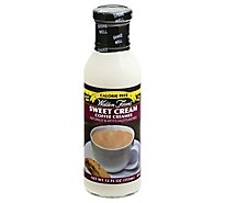 Walden Farms Coffee Creamer Sweet Cream - 12 Fl. Oz.