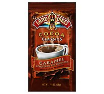 Land O Lakes Cocoa Classics Cocoa Mix Hot Caramel & Chocolate - 1.25 Oz