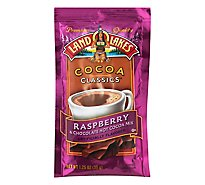 Land O Lakes Cocoa Classics Cocoa Mix Hot Raspberry & Chocolate - 1.25 Oz