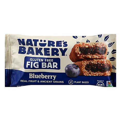 Bar Fig Gf Blueberry - 2 Oz