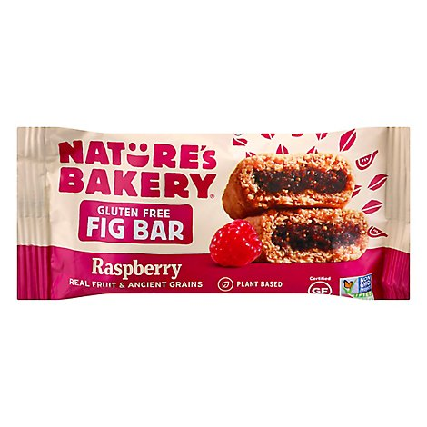 Bar Fig Gf Raspberry - 2 Oz
